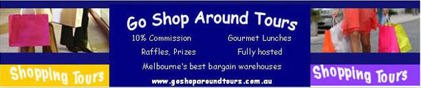 Go Shop Around Tours